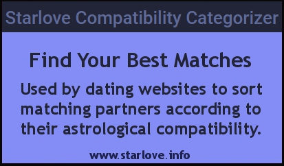 StarLove Love Matching Software